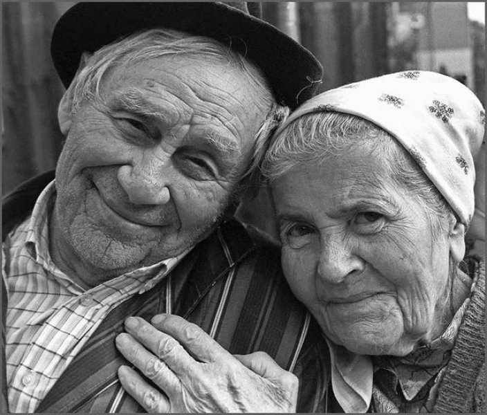Love Each Other When Two Souls: You, Me, Jesus And Old People